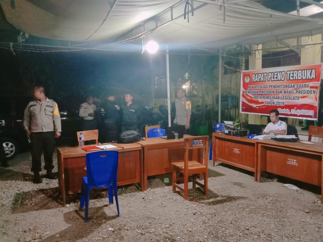 Patroli Sat Sabhara Sambangi PPK Maulafa dan Kelapa Lima